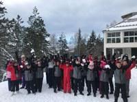 Classe de neige CM2